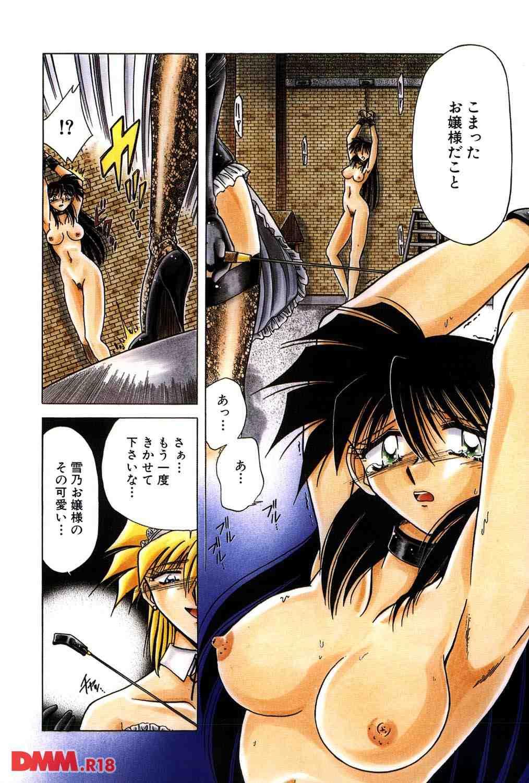 エロ漫画 令嬢飼育(高解像度) さかぐちしずか(SHIZUKA)
