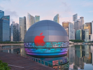 Apple シンガポール