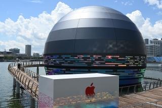 Appleシンガポール2