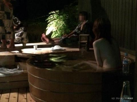 お泊り温泉オフ会