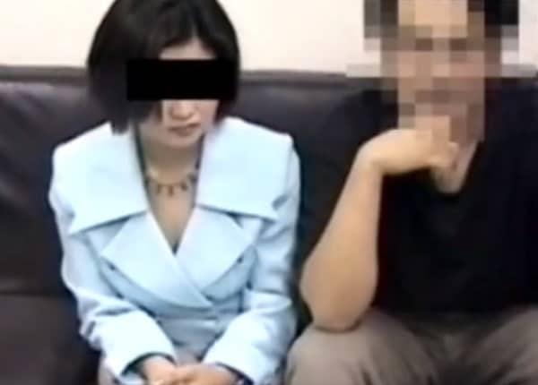 【個人撮影】『他の男とSEXする妻が見たい』旦那の依頼で奥さまを寝取った公認NTRビデオ