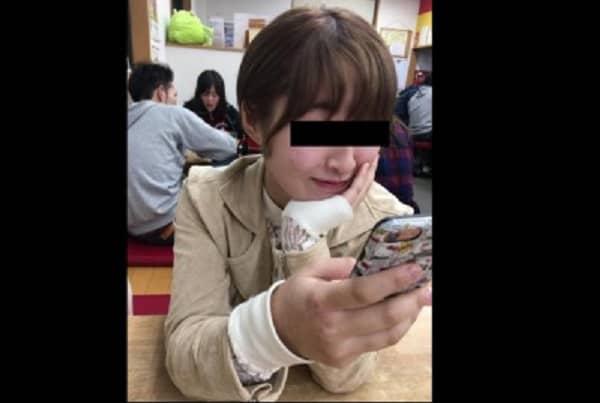 【素人】サークルで一番大人しくて地味な女の子を口説いてラブホに連れ込んだったハメ撮り映像!