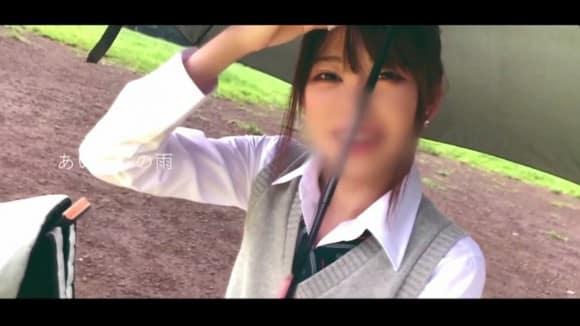 とにかく可愛い制服姿の女子校生が(18)を公園で見つけたのでハメてしまうwww
