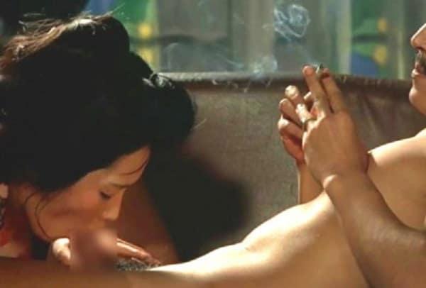 ビックリ!!AVじゃなく紛れもない映画なのに有名女優達が「ガチで」フェラチオしてる濡れ場シーンがこちら。邦画もあり。