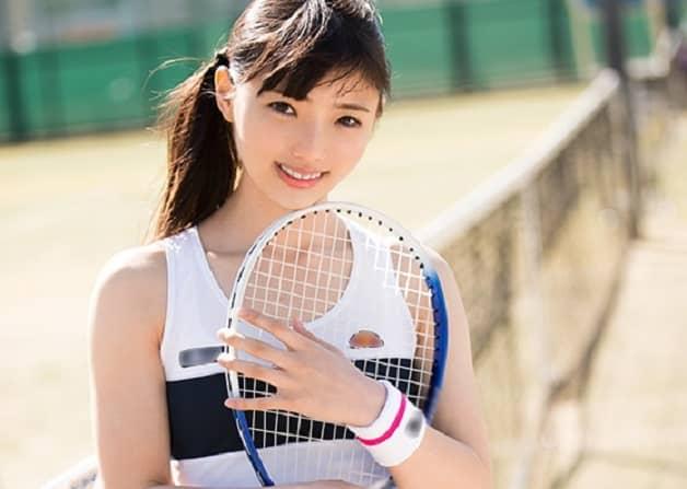 【谷田部和沙】The・清楚と言わんばかりのスポーツ系美少女JKがユニフォームのまま野外露出着衣セックス