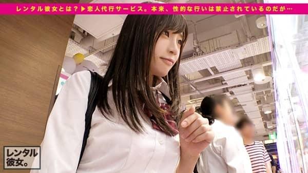 【素人看護師】恋人代行サービスでバイトして女子校生の制服にコスプレするナースとハメ撮りしたら潮吹きっぷりがヤバいww