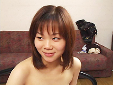【無修正】吉野樹理 キュートな若妻極太チ●ポで本気イキ