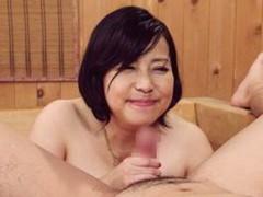 エログちゃんねる:【五十路】Lカップ爆乳のマダムが豊満な肉を使って若者に奉仕。富沢みすず