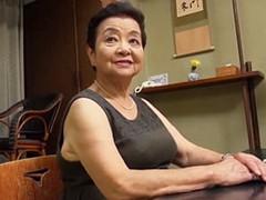 高齢人妻熟女動画 あっふ〜ん:短髪の80歳お婆ちゃんをナンパして旅館に連れ込みパコる! 小笠原祐子