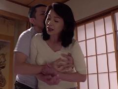 じゅくしませんか:婿に中出しを許す還暦義母 遠田恵未