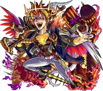 抗争を制する魔都の支配者 アザゼル