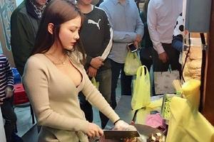 台湾のエロまとめてみたwwwwwおっぱいパツパツとかチアとか大量で