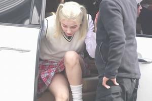 【エロ画像】ナンシー(MOMOLAND)のパンチラくっきり祭りwwww