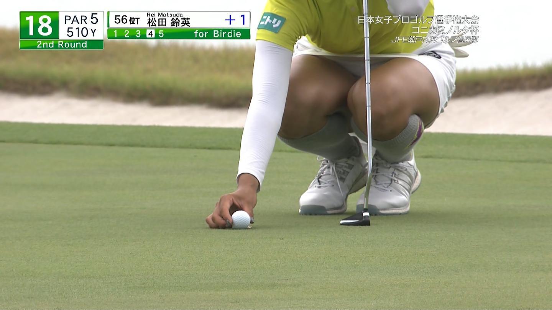 ゴルフのアダルトエロ画像