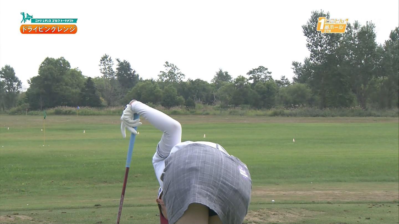 ゴルフのエロヌード画像