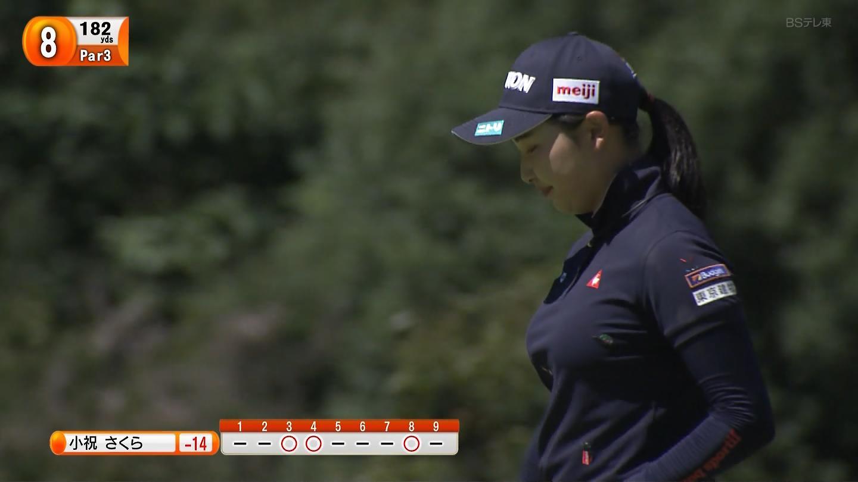ゴルフのエロ画像