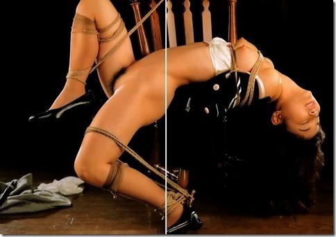 神々しい程に芸術的な牝奴隷の姿に猛々しくオッキしてしまう男達の性を見抜く画像40枚26