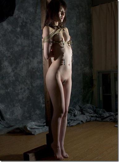 神々しい程に芸術的な牝奴隷の姿に猛々しくオッキしてしまう男達の性を見抜く画像40枚32