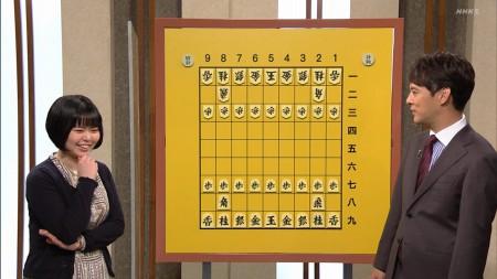 女流棋士の画像006