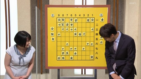 女流棋士の画像017