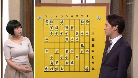 女流棋士の画像035