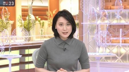 小川彩佳アナの画像022