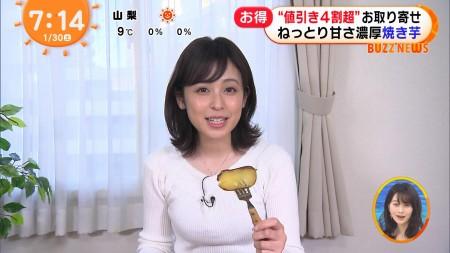 久慈暁子アナの画像020