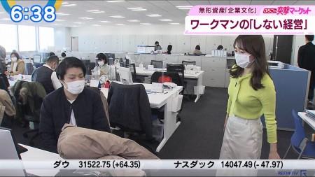 片渕茜アナの画像006