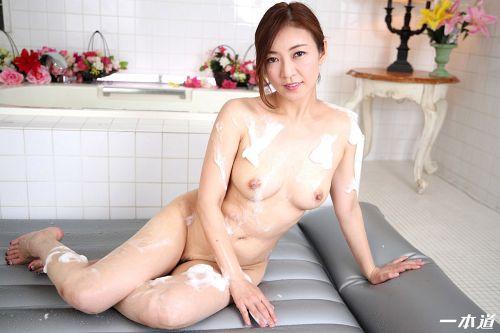 【HITOMI】美熟女の嬢がしっぽり丁寧にもてなしてくれるソープ…濃厚接触できるようになったら、こんなお店に通いたいwww【エロ動画と画像】