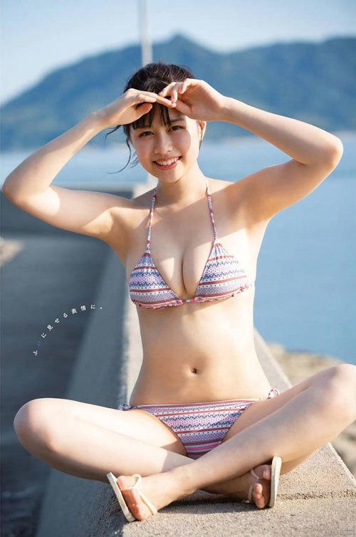 脇田穂乃香 Gカップのバンドガール