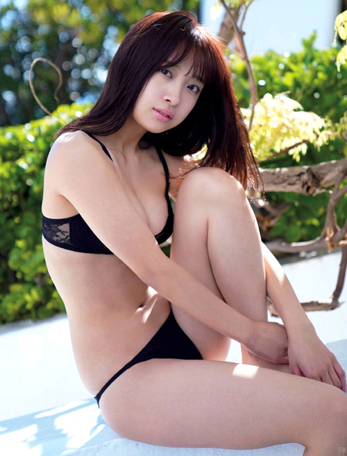 SUPER☆GiRLSの逸材!渡邉幸愛(22)のグラビア画像×95