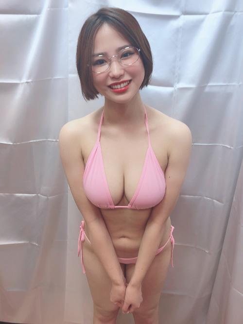 Gカップ看護婦!水森めぐ(みずもりめぐ)AVデビュー!