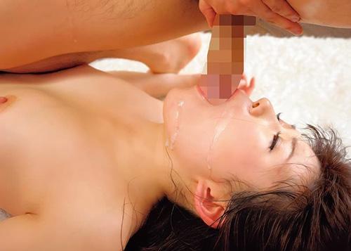 【口淫エロ画像】吸った汁は飲む人多数、されて嬉しい事後のお掃除フェラ!