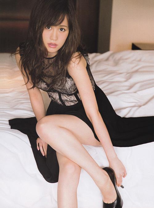 【悲報】現在の前田敦子さんをご覧ください・・・