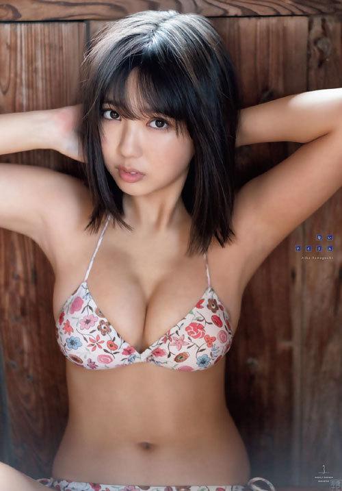 沢口愛華(17)の驚異的な巨乳画像 part2
