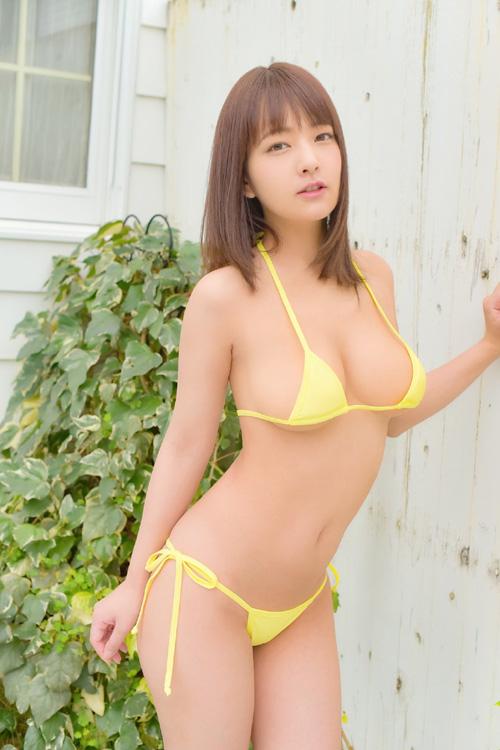 あべみかこ爆乳化!!!