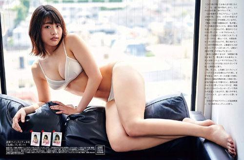 石田桃香 浪速のピーチ姫のおっぱいに釘付け66