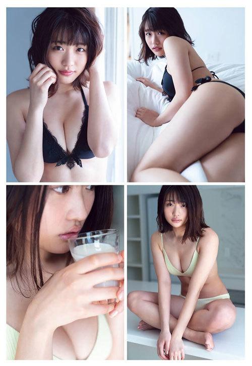 石田桃香 浪速のピーチ姫のおっぱいに釘付け80