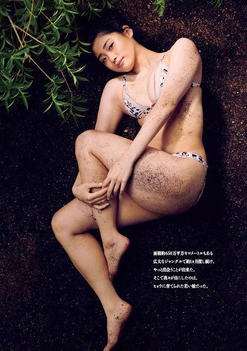 石田桃香 浪速のピーチ姫のおっぱいに釘付け91