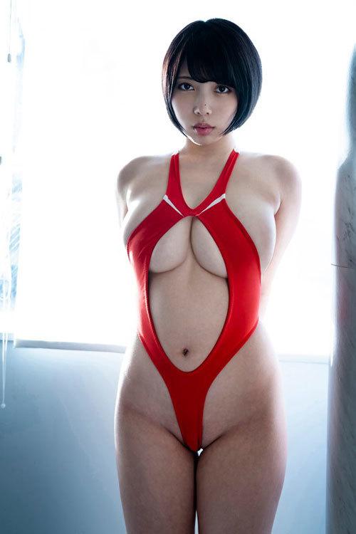 安位カヲル HカップおっぱいでMUTEKIデビュー14
