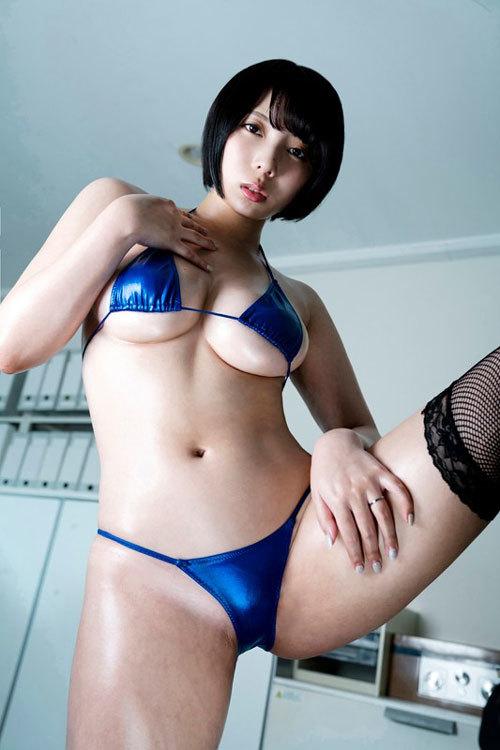 安位カヲル HカップおっぱいでMUTEKIデビュー22