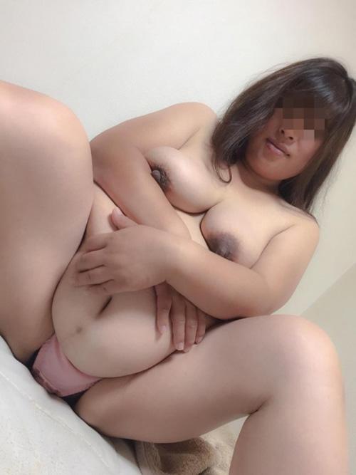 熟女のエロ画像 超おデブな激ぽちゃBBA 40枚