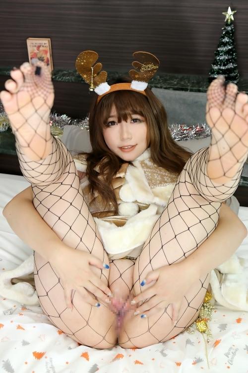 マ○コくぱぁ♪と見せつけ挑発してくるM字開脚の女神さま Vol.74 画像 50枚
