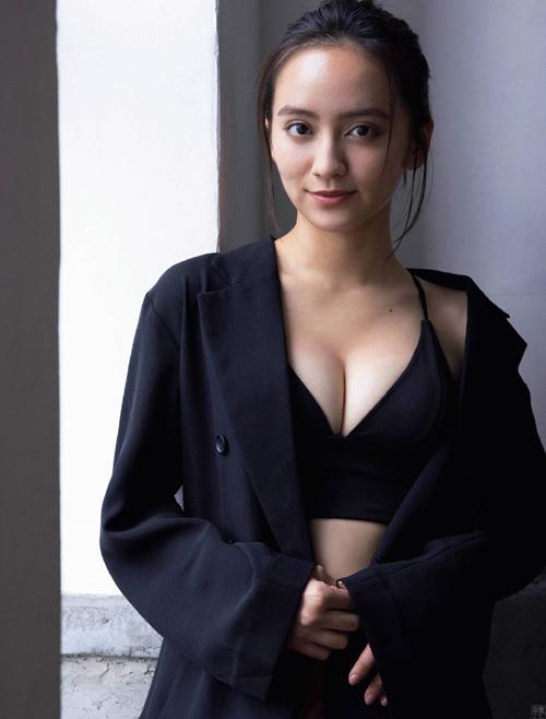 岡田結実 美少女から美女への覚醒