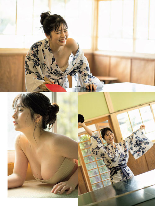 大久保桜子 ヒロインの巨乳おっぱいに釘付け6