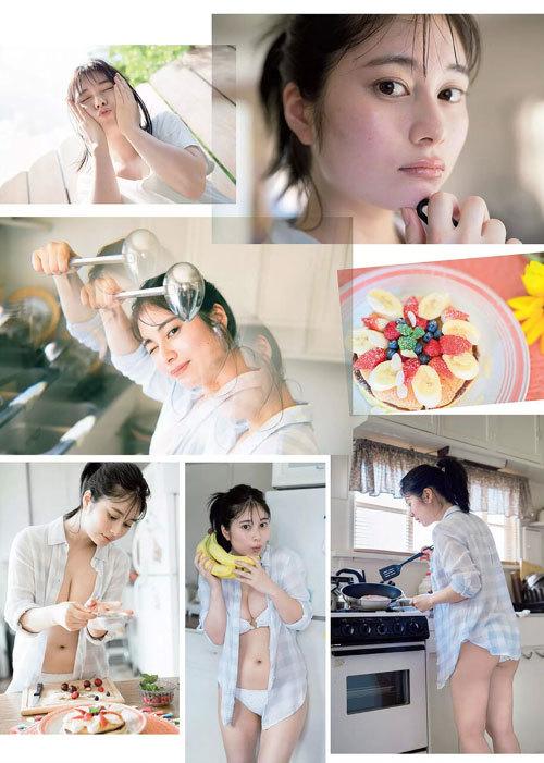 大久保桜子 ヒロインの巨乳おっぱいに釘付け16