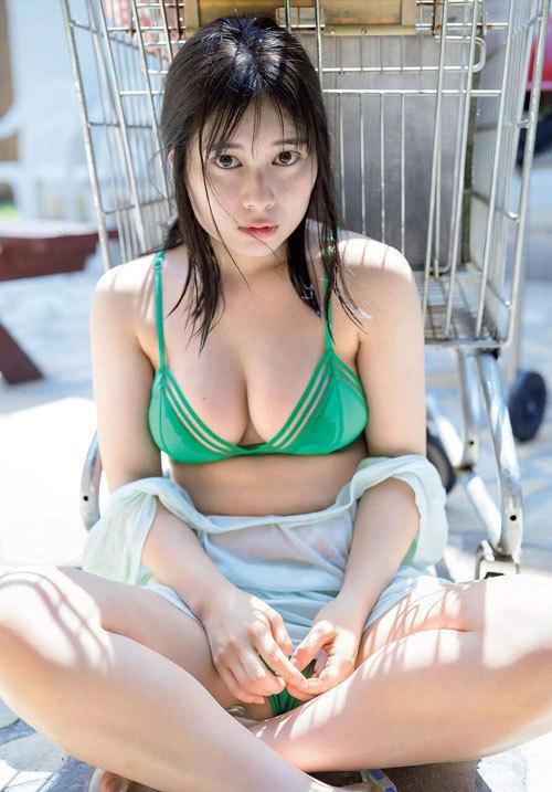 大久保桜子 ヒロインの巨乳おっぱいに釘付け19