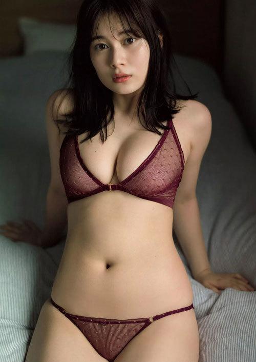 大久保桜子 ヒロインの巨乳おっぱいに釘付け25