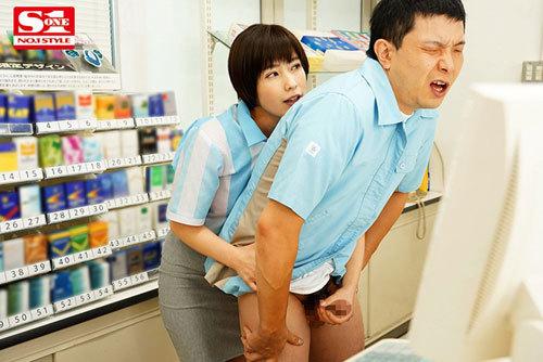バイト先の店長の奥さんがどスケベ過ぎて僕のカラダが持ちません… 奥田咲2