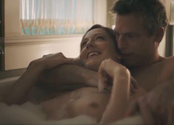 【ジュディ・グリア】イチャイチャしながら濃厚に愛し合う濡れ場